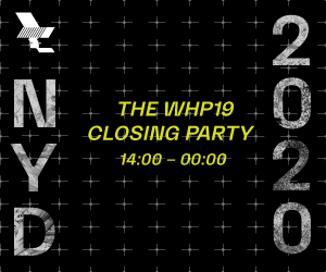 The Warehouse Project New Years Day