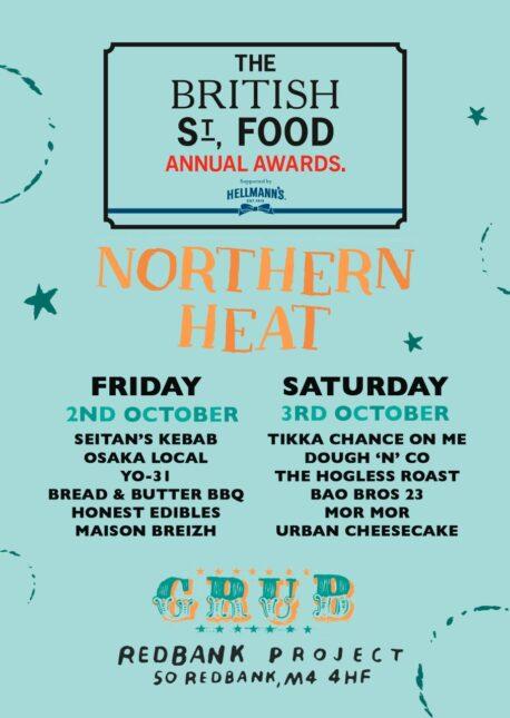 Grub Street Food Awards